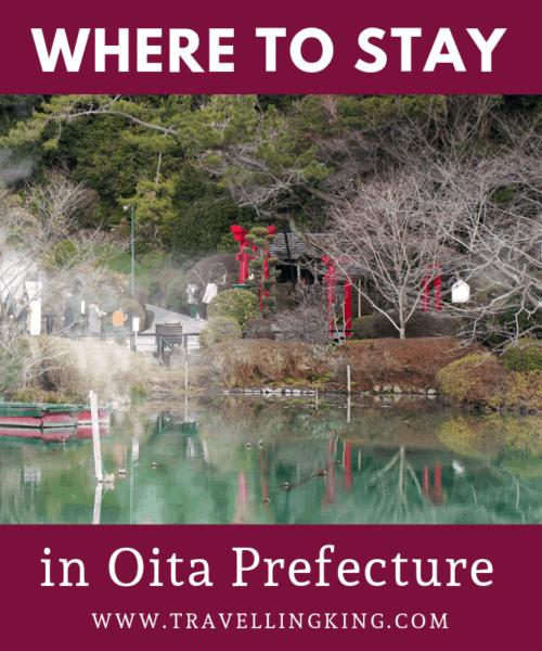 Where to stay in Oita Prefecture