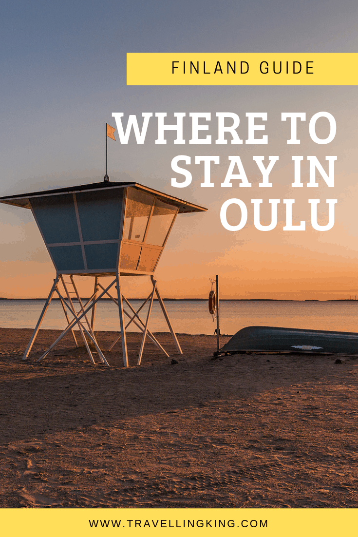 Where to stay in Oulu