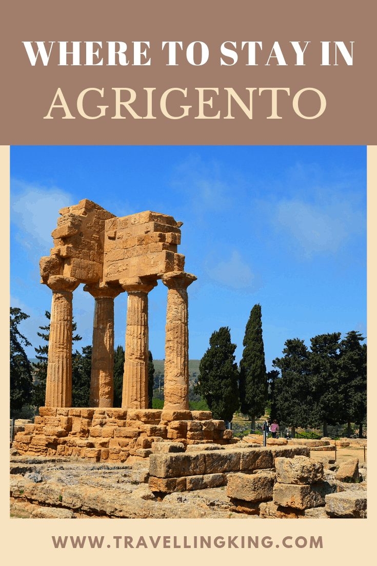 Where to stay in Agrigento