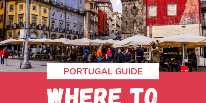 Where to stay in Porto