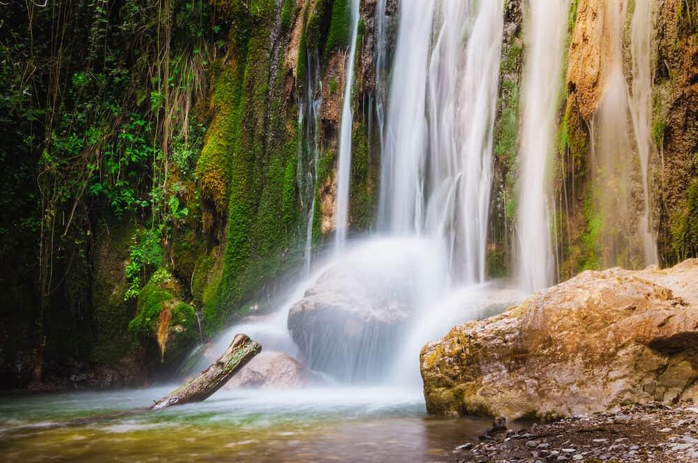Waterfalls Hiking, Ferriere's Valley, Amalfi Coast, Italy