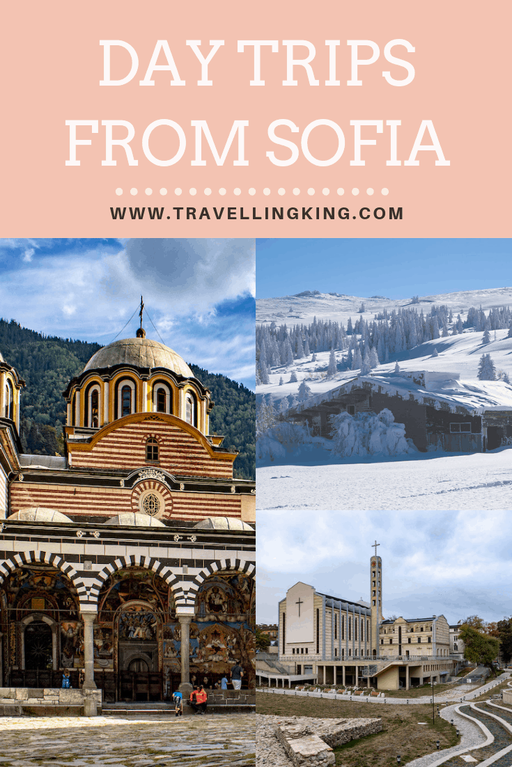 Day trips from Sofia