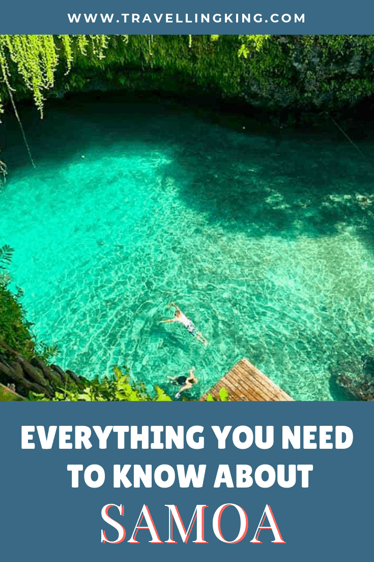 Everything you Need to Know about Samoa
