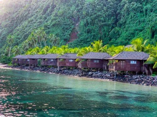Aga Reef Resort- Samoa