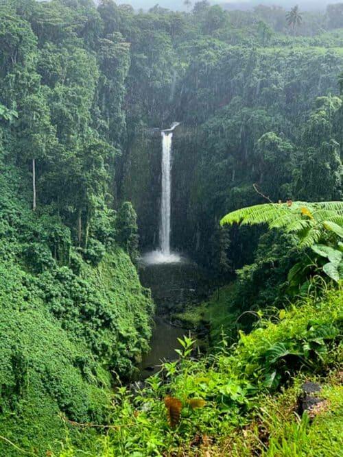 Sopo'aga Waterfalls - Samoa