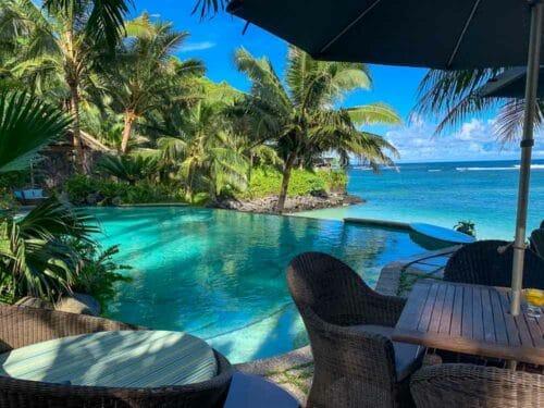 Seabreeze Resort- Samoa