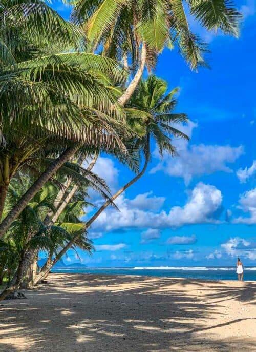 Vavau Beach- Samoa