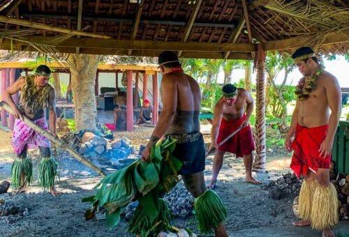 Cultural Centre - Samoa