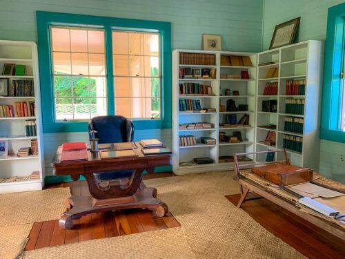 Robert Louis Stevenson Museum - Samoa