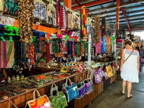 Fugalei fresh produce markets- Samoa