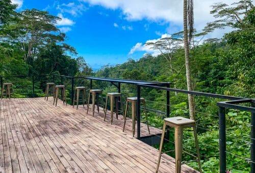 Forest Café- Samoa