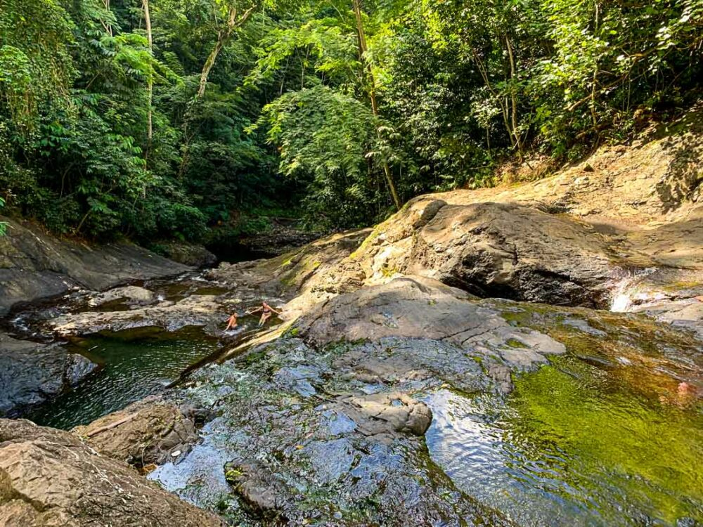 Papase'ea Sliding Rocks- Samoa
