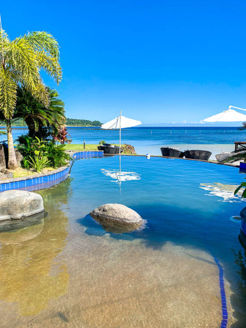 Le Lagoto Beach Resort- Samoa