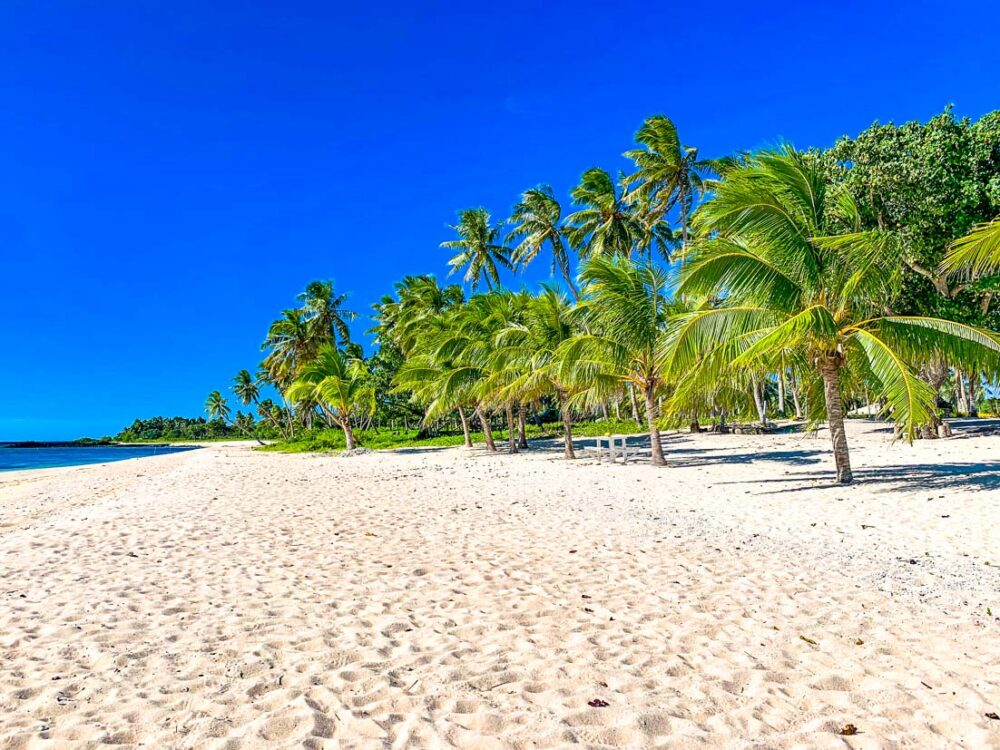 Falealupo Beach - Samoa