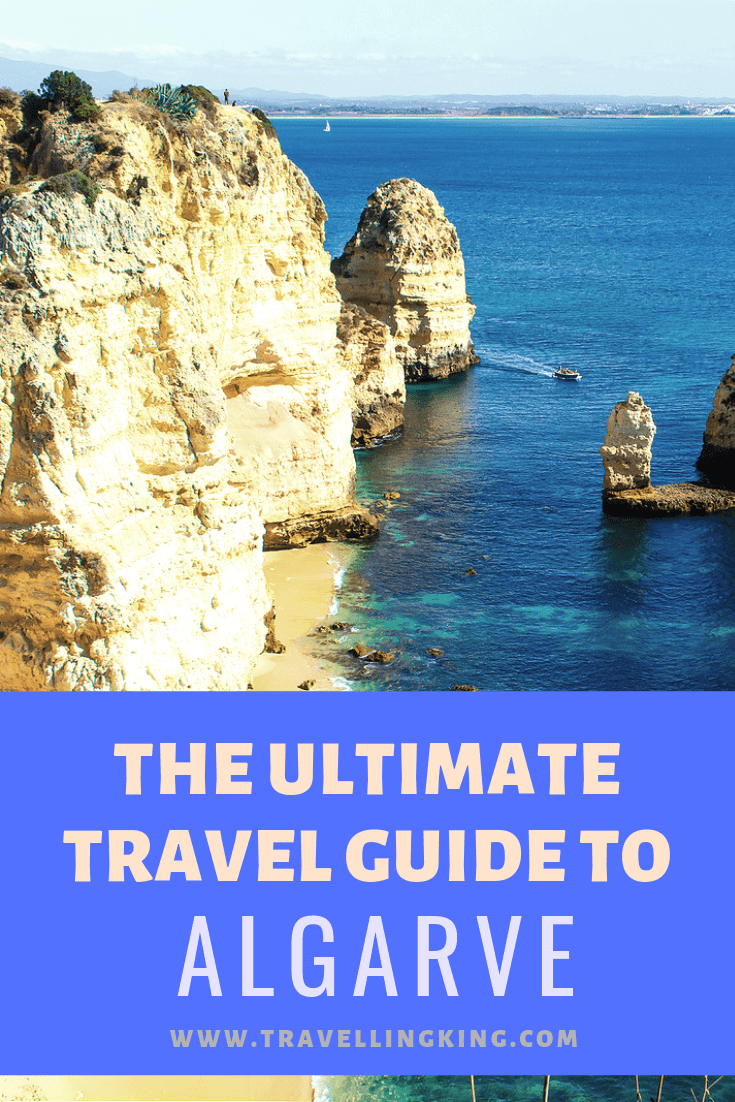 The Ultimate Travel guide to Algarve