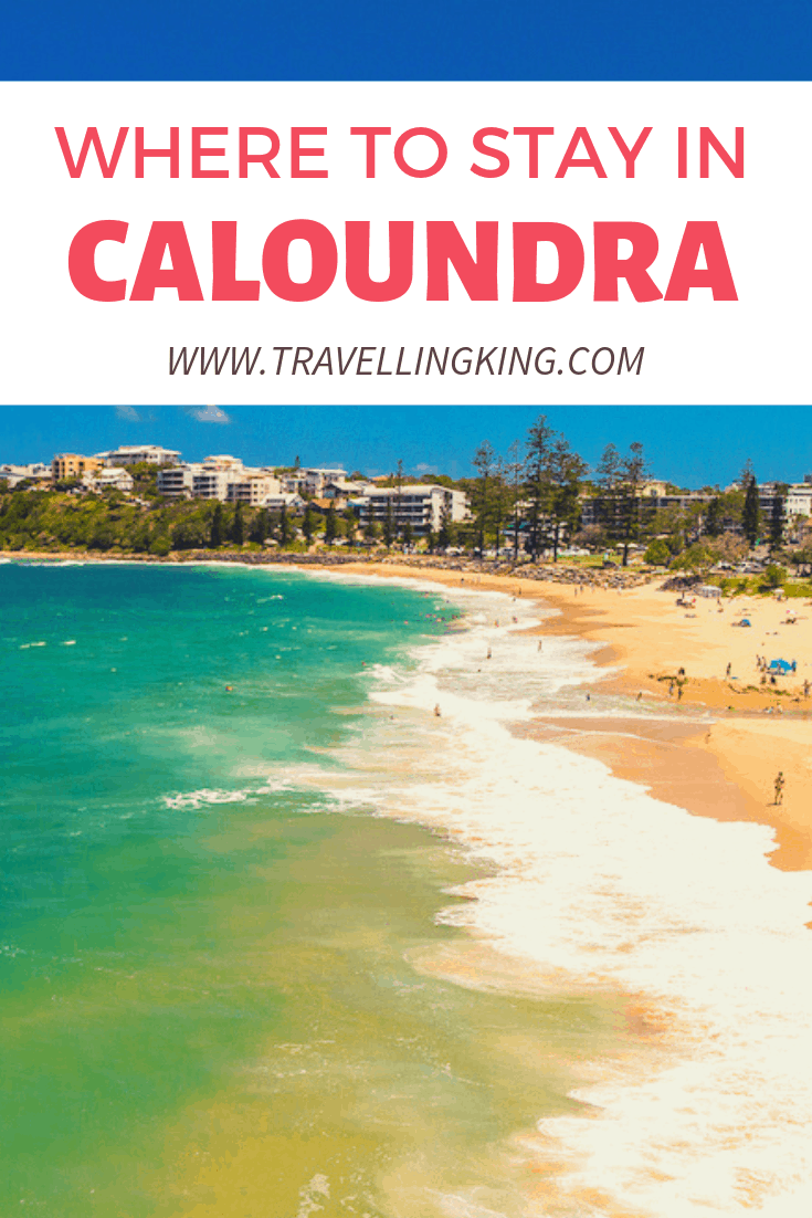 Where to stay in Caloundra