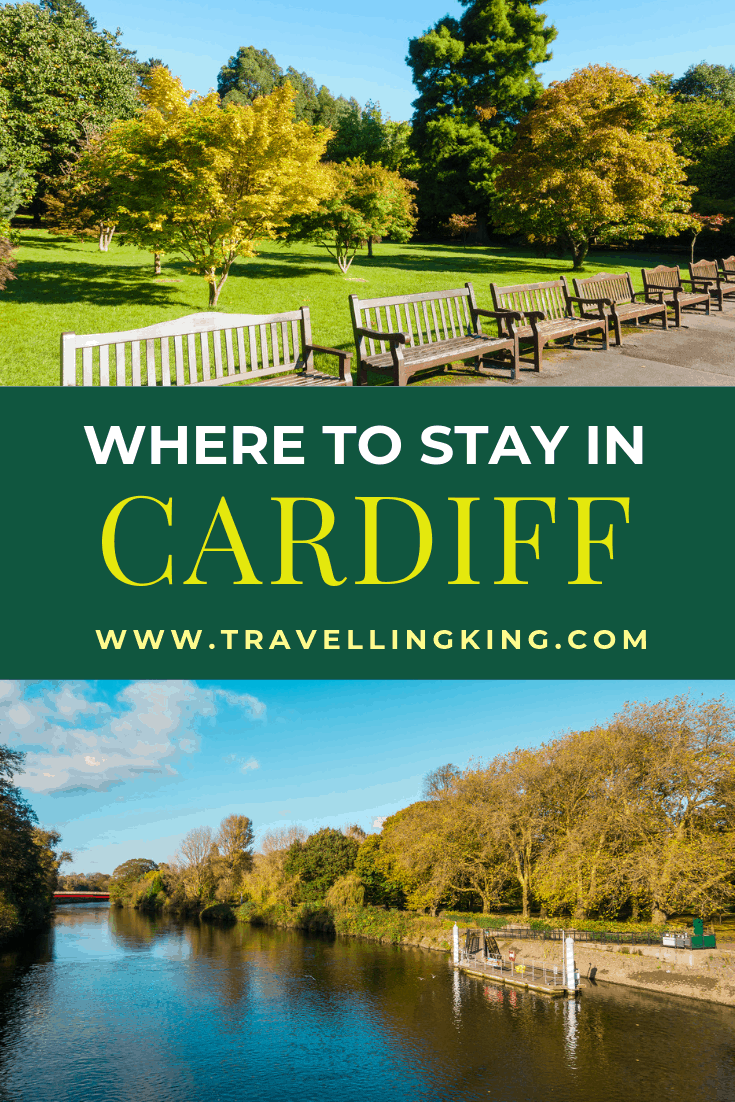 Where to stay in Cardiff