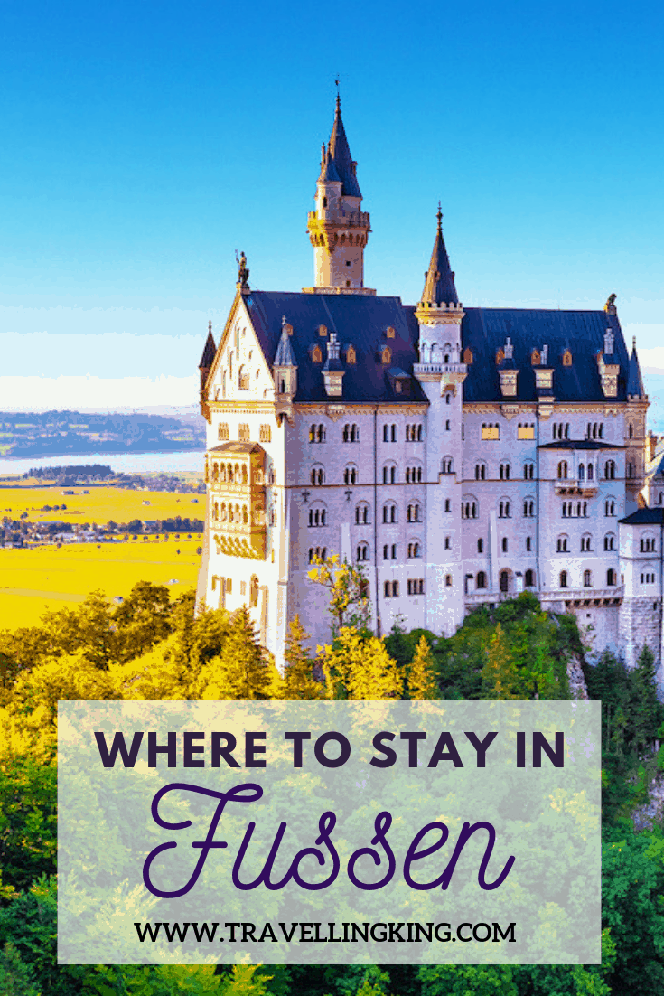 Where to stay in Fussen
