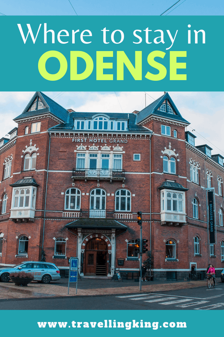 Where to stay in Odense