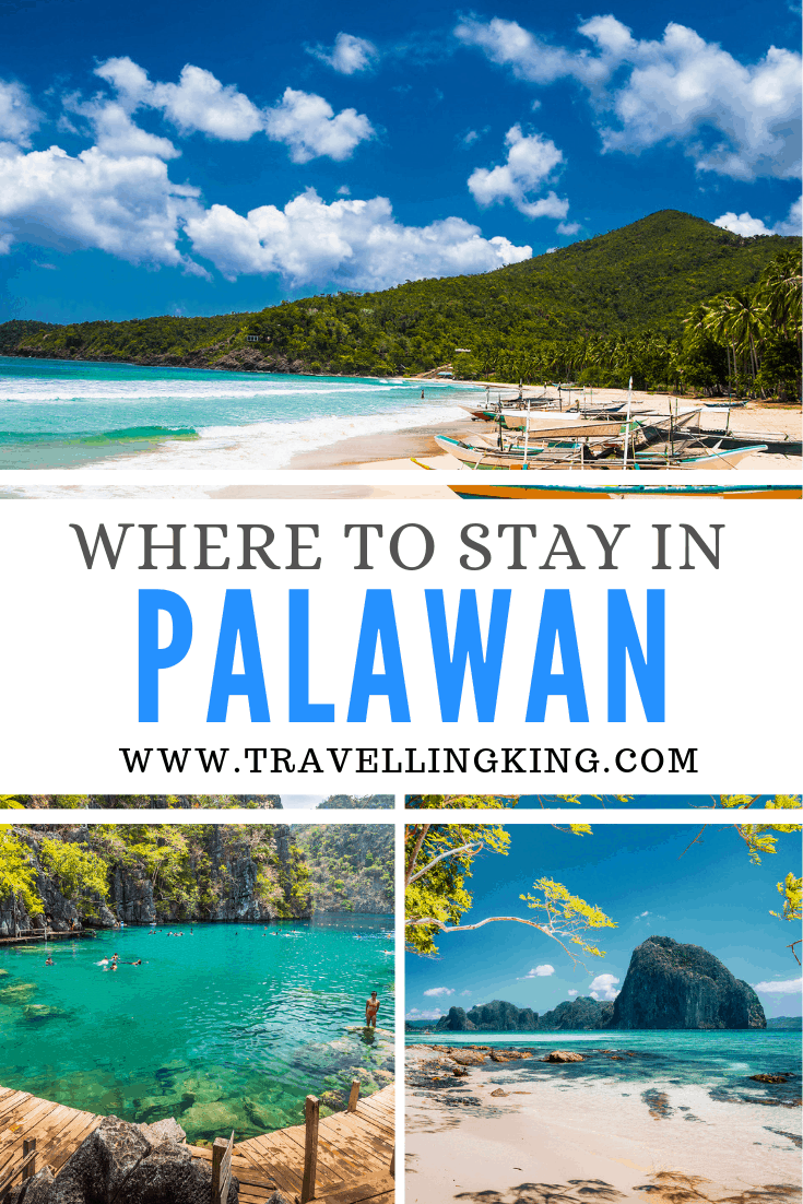 Where to stay in Palawan
