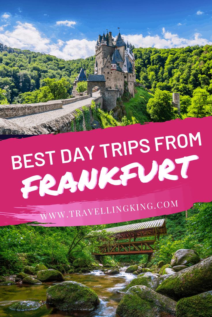 Best Day Trips from Frankfurt