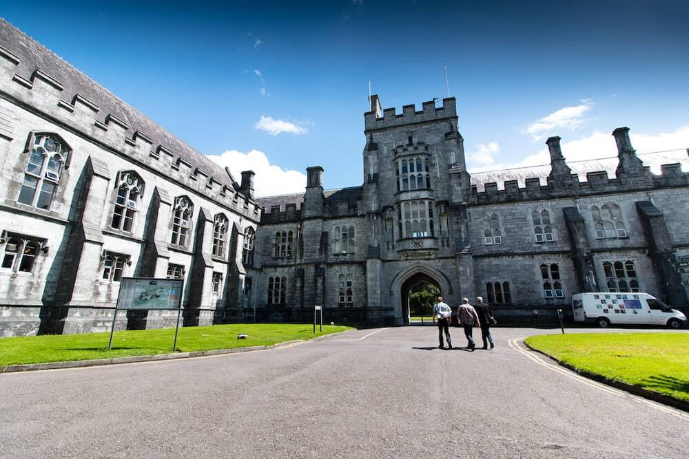 Cork, Ireland - Cork College University