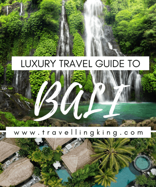 Luxury Travel Guide to Bali
