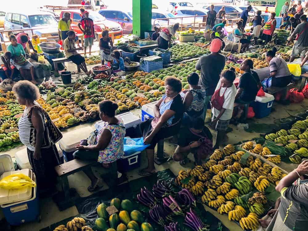 Solomon Islands - Honiara Central Market