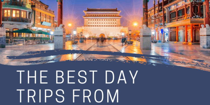 The Best Day Trips from Beijing