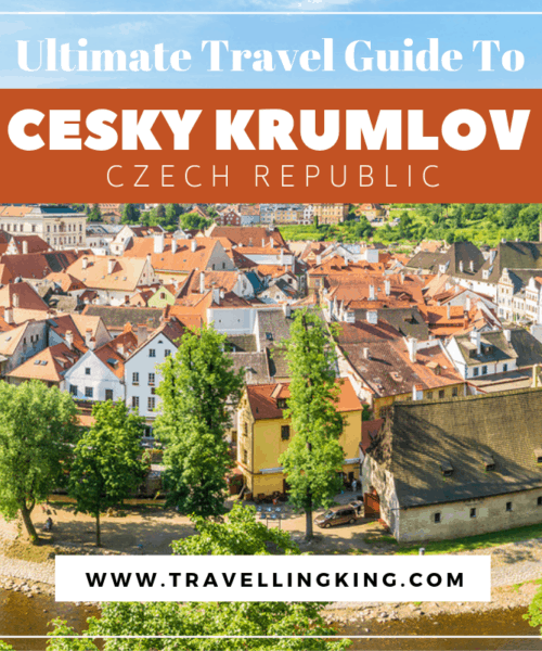 Ultimate Travel Guide to Cesky Krumlov