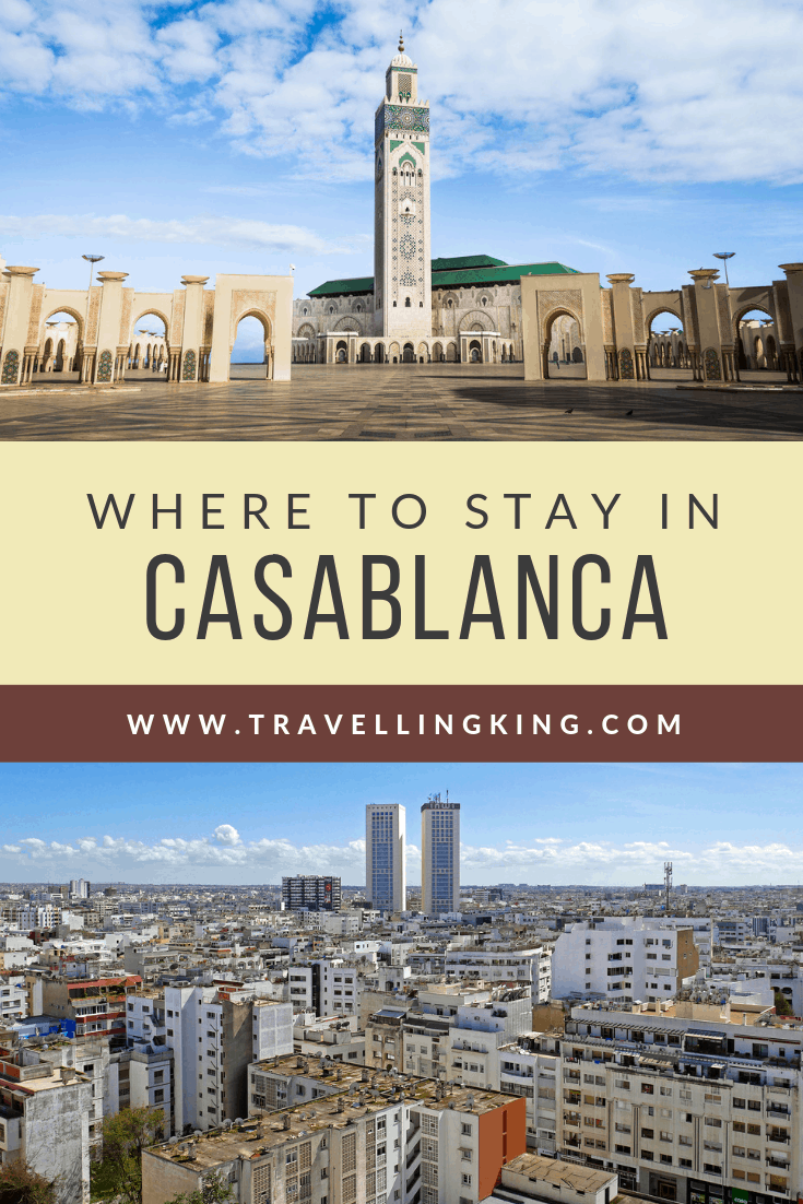 Where to stay in Casablanca