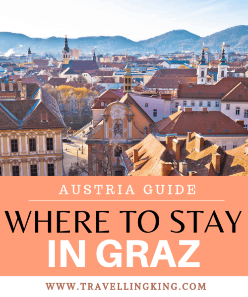 Where to stay in Graz