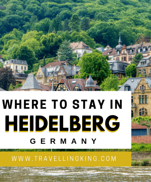 Where to stay in Heidelberg