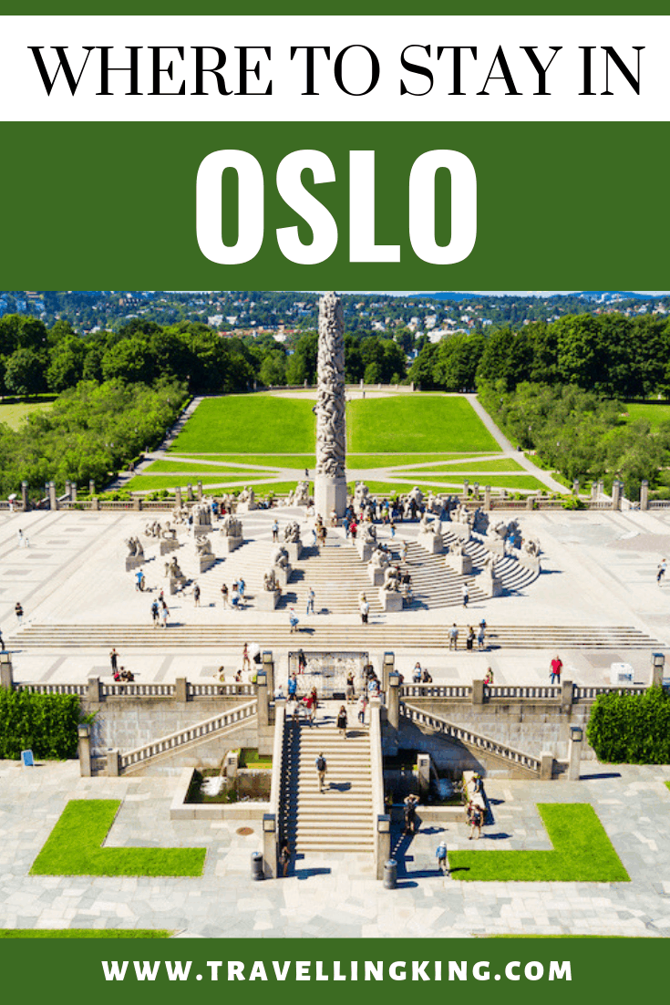Where to stay in Oslo