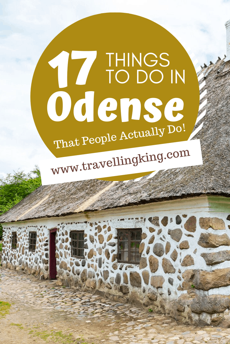 17 Things to do in Odense - That People's Actually Do!