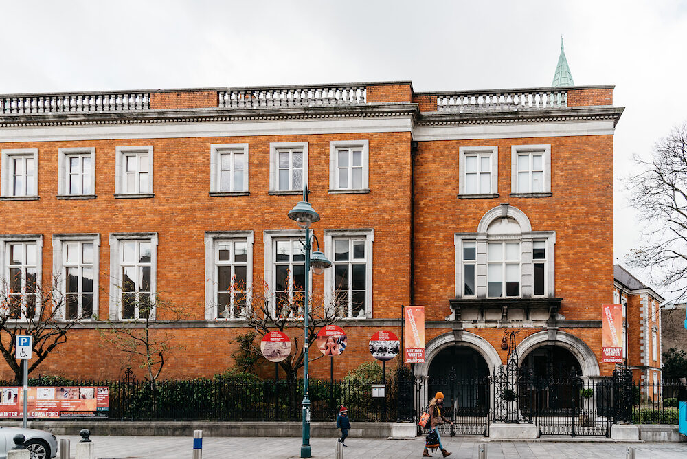 Cork, Ireland - Crawford Art Gallery in Emmett Place in Cork