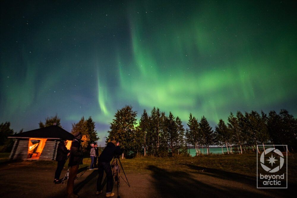 Northern Lights Photography Tour with Beyond Arctic.