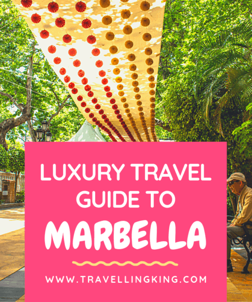 Luxury Travel Guide to Marbella