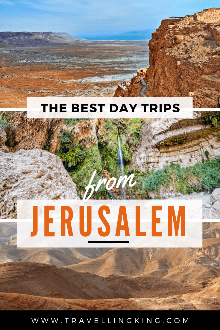 The Best Day Trips from Jerusalem