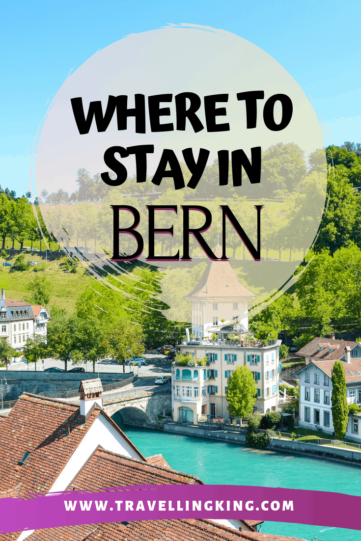 Where to stay in Bern