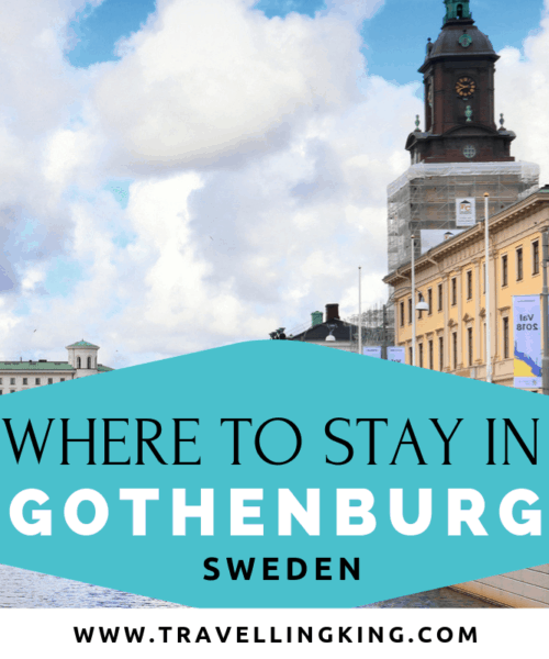 Where to stay in Gothenburg