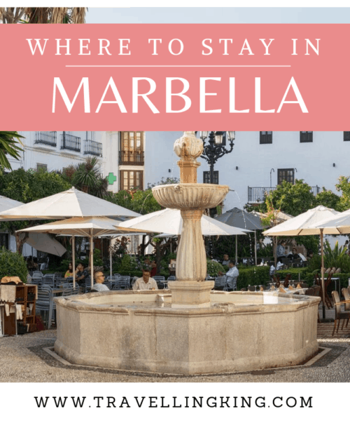 Where to stay in Marbella