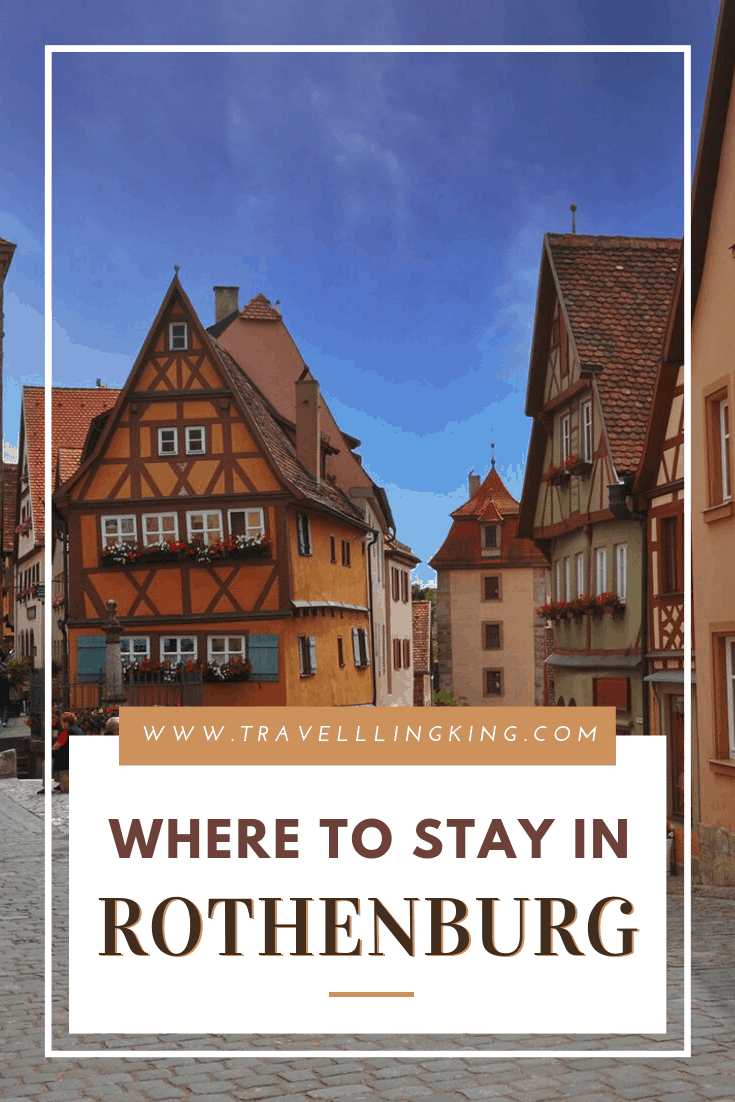 Where to stay in Rothenburg