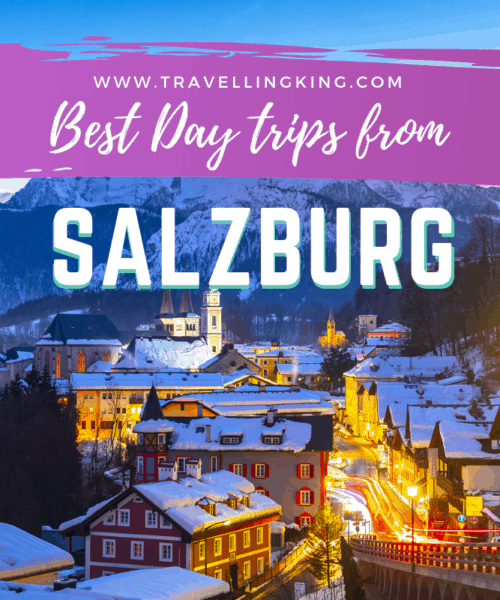 Best Day trips from Salzburg