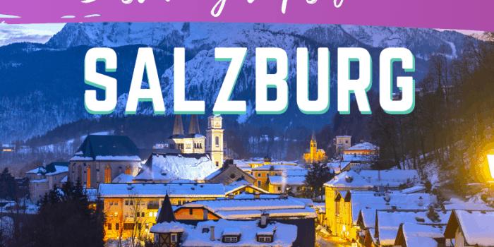 Best Day trips from Salzburg