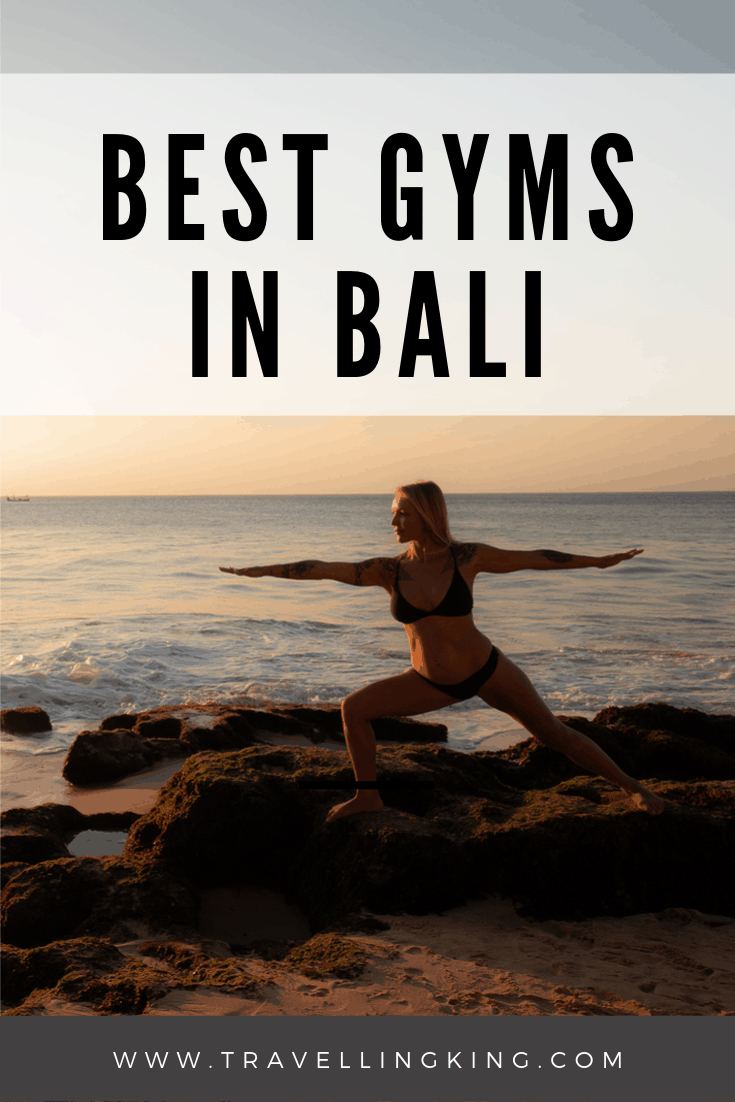 Best gyms in Bali
