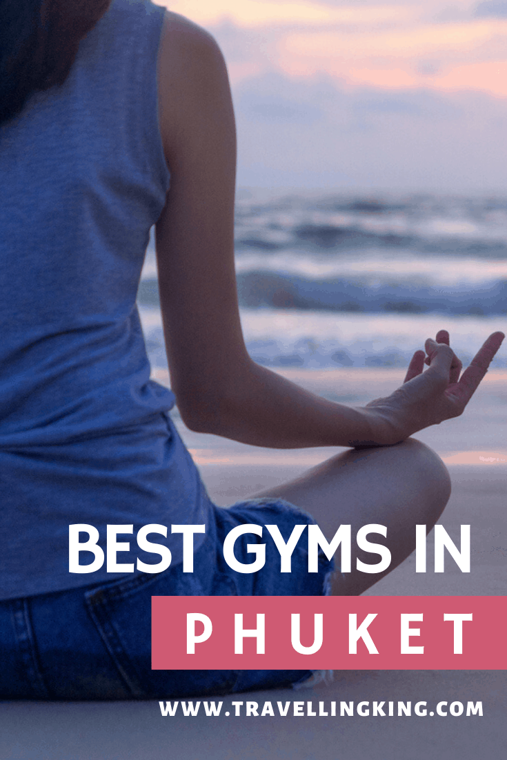 Best gyms in Phuket