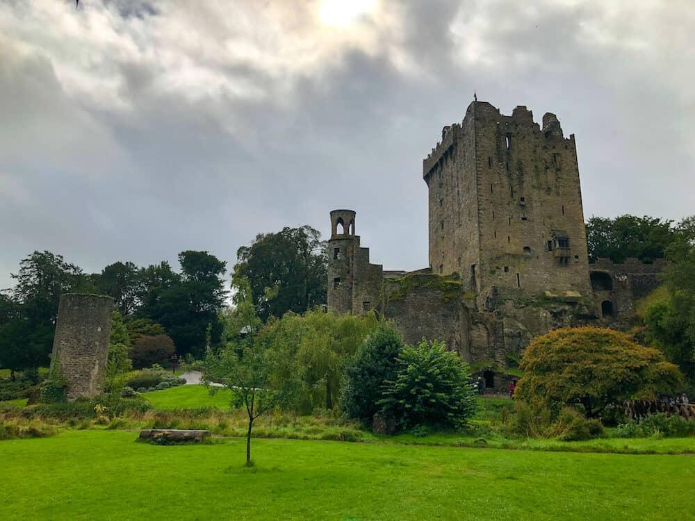 Blarney Castle in Blarney Ireland