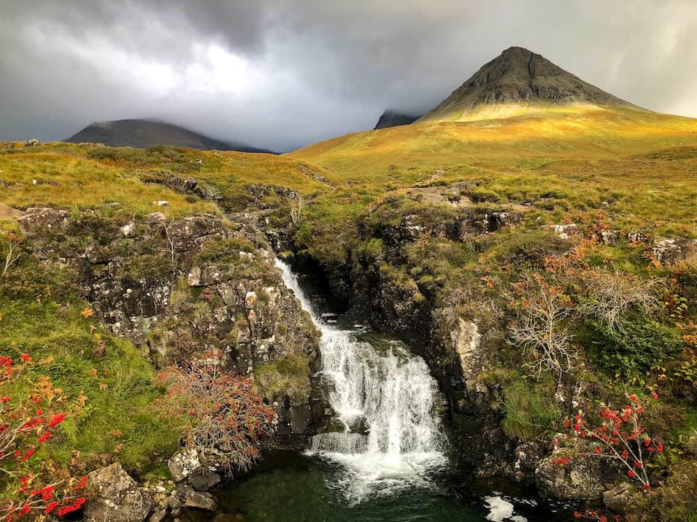 Glen Brittle on Isle of Skye