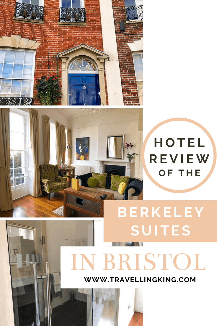 Hotel Review of the Berkeley Suites in Bristol